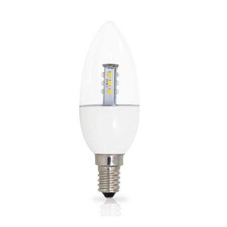 Lampada Led E14 Para Lustre.Lampada Vela Led E14 3w Lustres Bivolt