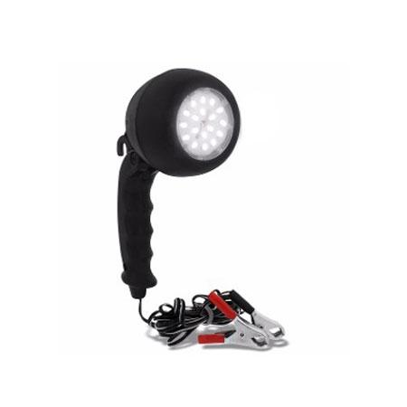Lanterna Pendente Luz Led Extensão Emergência , Kit Com 8